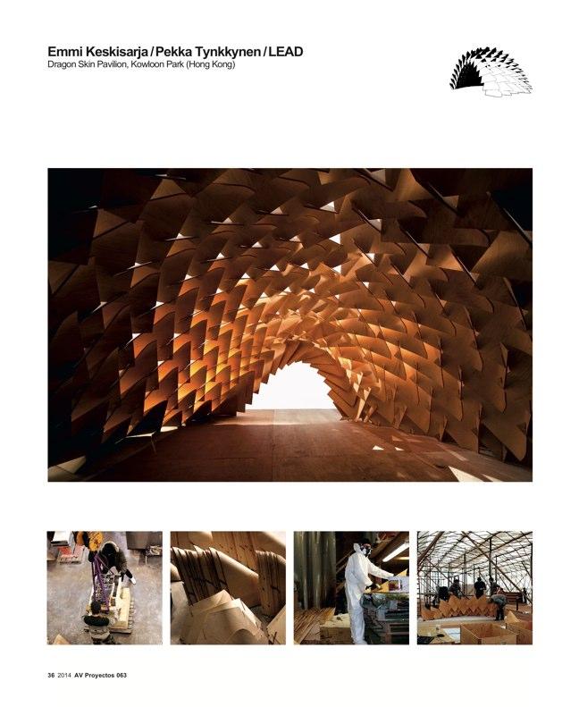 AV Proyectos 063 Dossier Sou Fujimoto - Preview 14