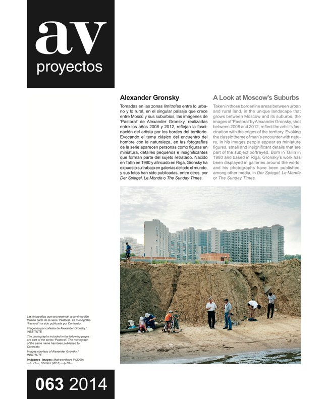 AV Proyectos 063 Dossier Sou Fujimoto - Preview 26