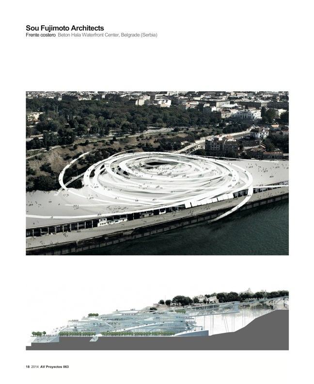 AV Proyectos 063 Dossier Sou Fujimoto - Preview 6