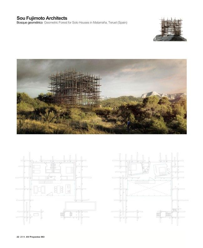 AV Proyectos 063 Dossier Sou Fujimoto - Preview 7