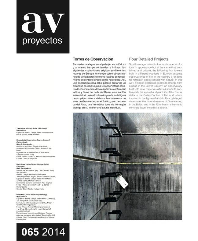 AV Proyectos 065 Dossier Emilio Tuñón - Preview 18