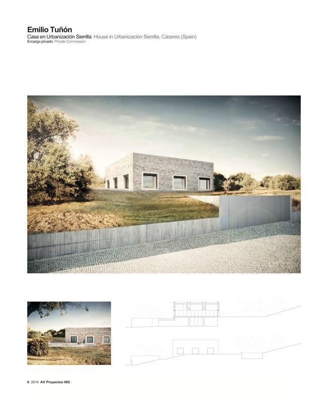 AV Proyectos 065 Dossier Emilio Tuñón - Preview 3