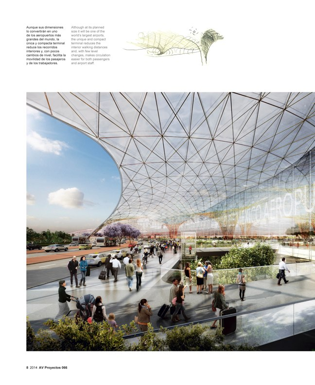 AV Proyectos 066 New Mexico City Airport - Preview 5