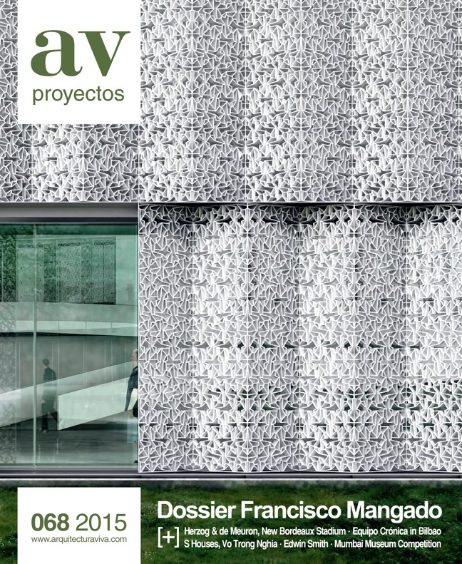 AV Proyectos 068 DOSSIER FRANCISCO MANGADO