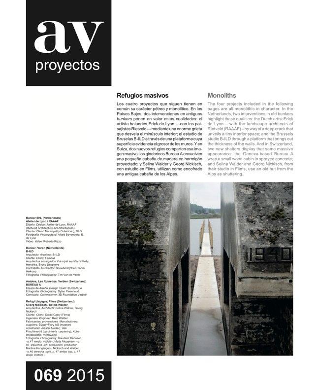AV Proyectos 069 DOSSIER GIANCARLO MAZZANTI - Preview 11