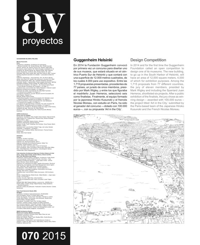 AV Proyectos 070 Dossier Kengo Kuma - Preview 6