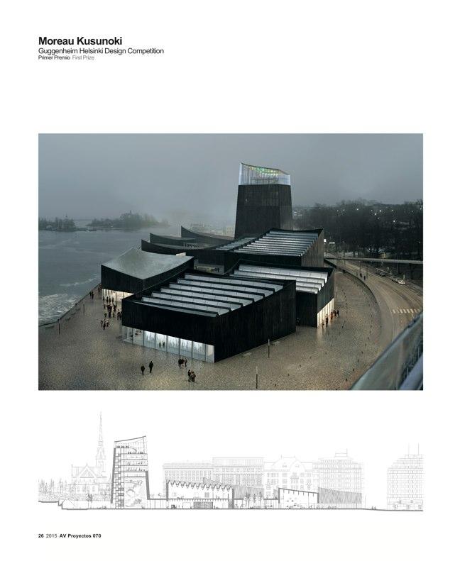 AV Proyectos 070 Dossier Kengo Kuma - Preview 7
