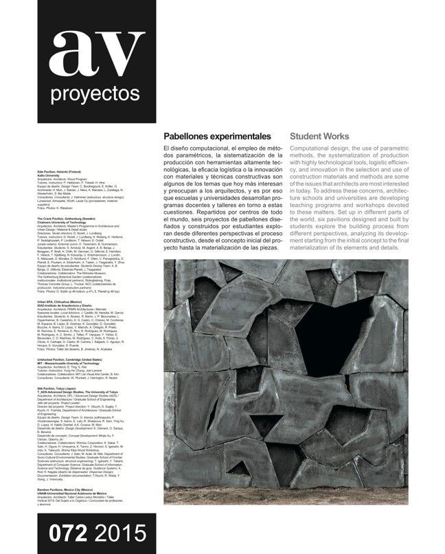 AV Proyectos 072 STEVEN HOLL - Preview 11