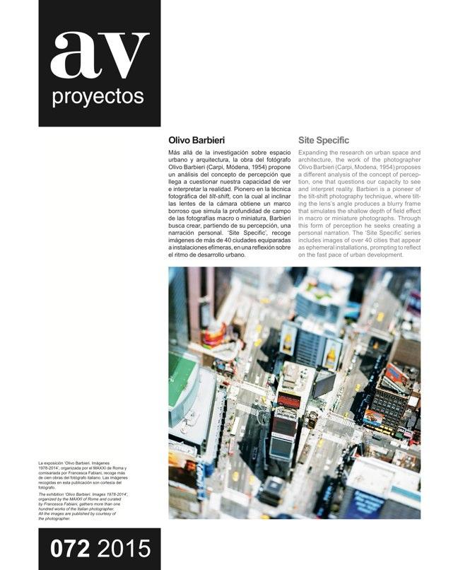 AV Proyectos 072 STEVEN HOLL - Preview 19