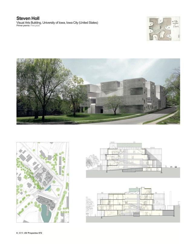 AV Proyectos 072 STEVEN HOLL - Preview 3