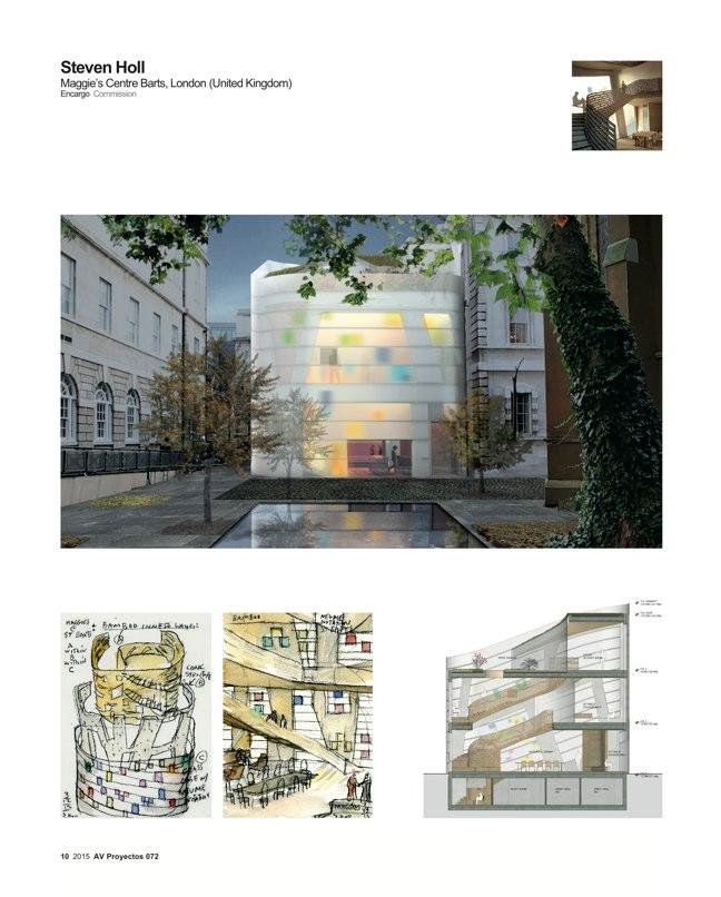 AV Proyectos 072 STEVEN HOLL - Preview 4
