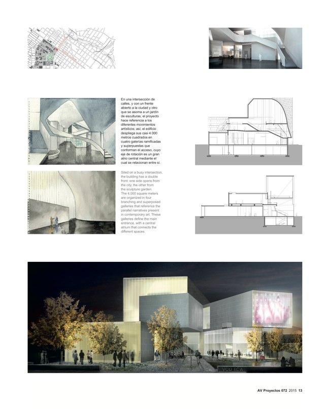 AV Proyectos 072 STEVEN HOLL - Preview 5