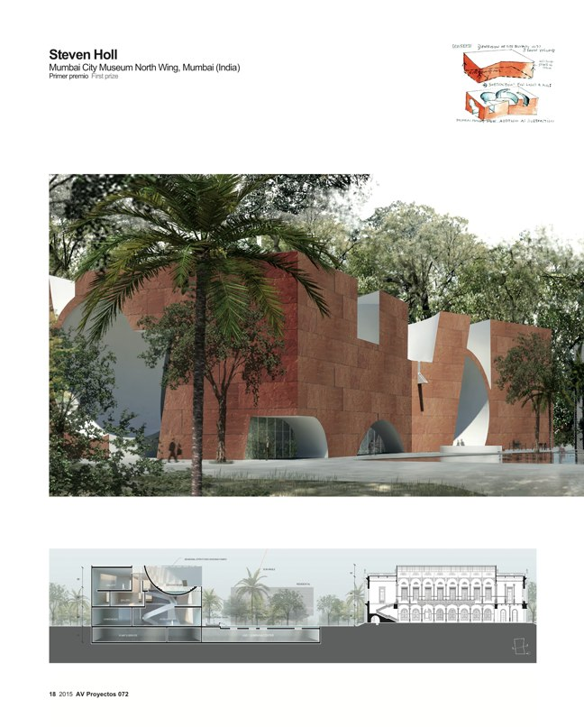 AV Proyectos 072 STEVEN HOLL - Preview 6