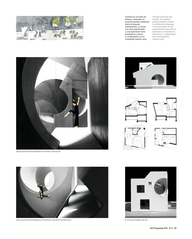 AV Proyectos 072 STEVEN HOLL - Preview 8