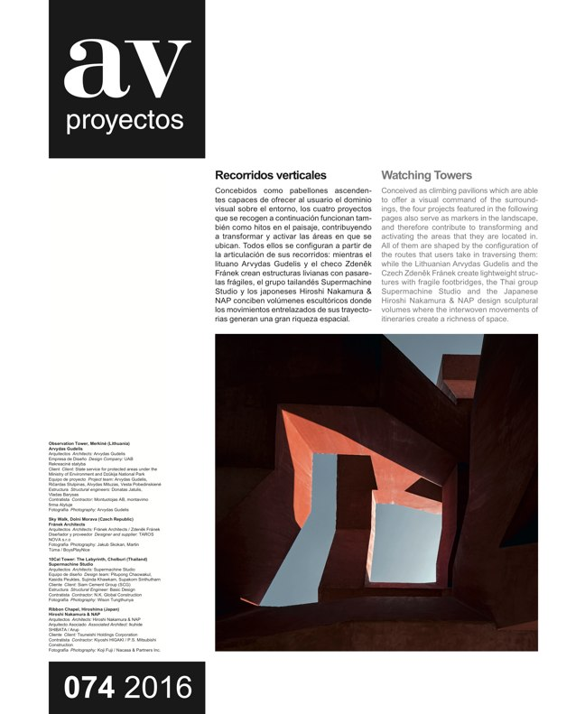 AV Proyectos 74 Dossier BIG - Preview 10