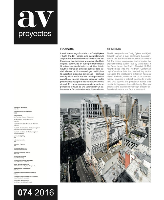 AV Proyectos 74 Dossier BIG - Preview 14