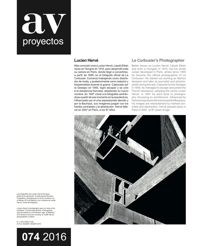 AV Proyectos 74 Dossier BIG - Preview 18