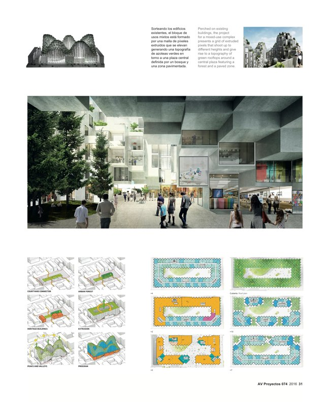 AV Proyectos 74 Dossier BIG - Preview 8