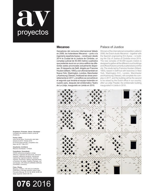 AV Proyectos 76 OMA - Preview 13
