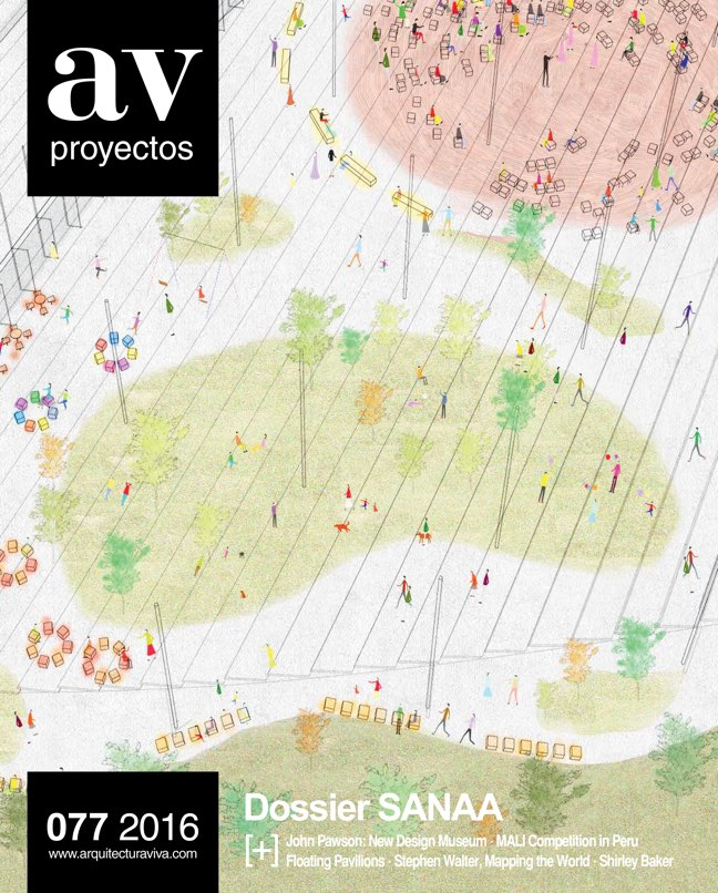 AV Proyectos 77 SANAA