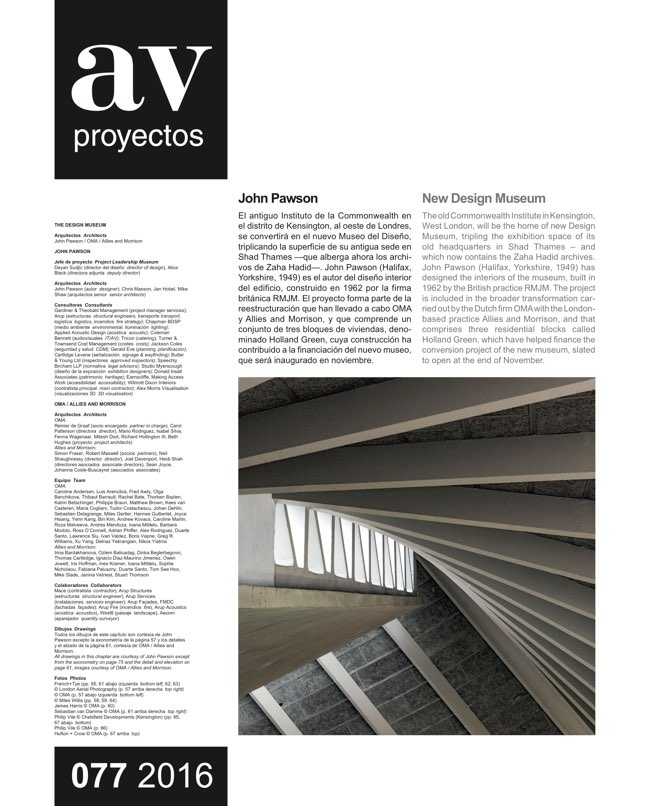 AV Proyectos 77 SANAA - Preview 13