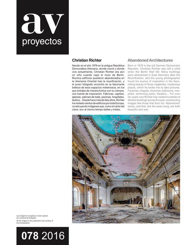 AV Proyectos 78 Dossier Aires Mateus - Preview 14