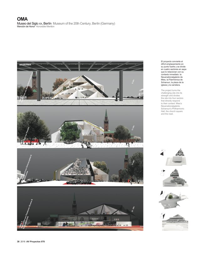 AV Proyectos 78 Dossier Aires Mateus - Preview 7