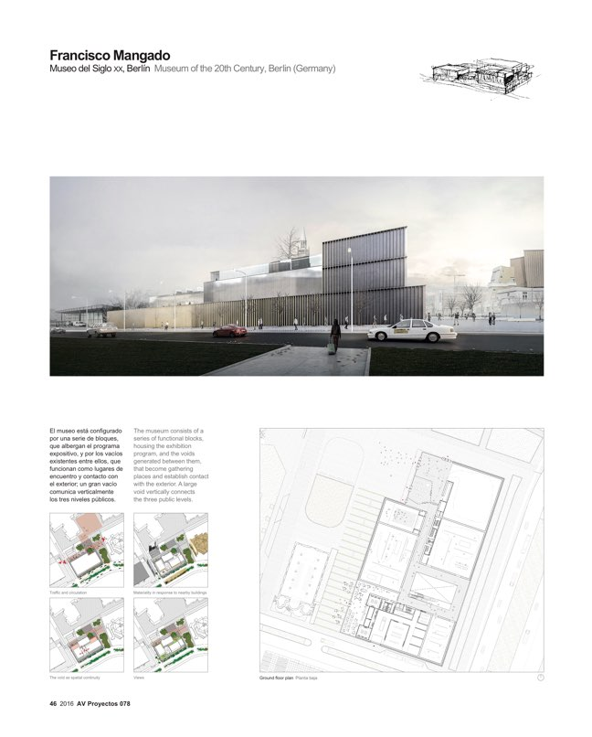 AV Proyectos 78 Dossier Aires Mateus - Preview 8