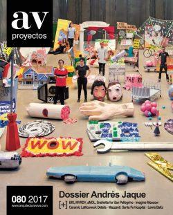 AV Proyectos 80 Andrés Jaque