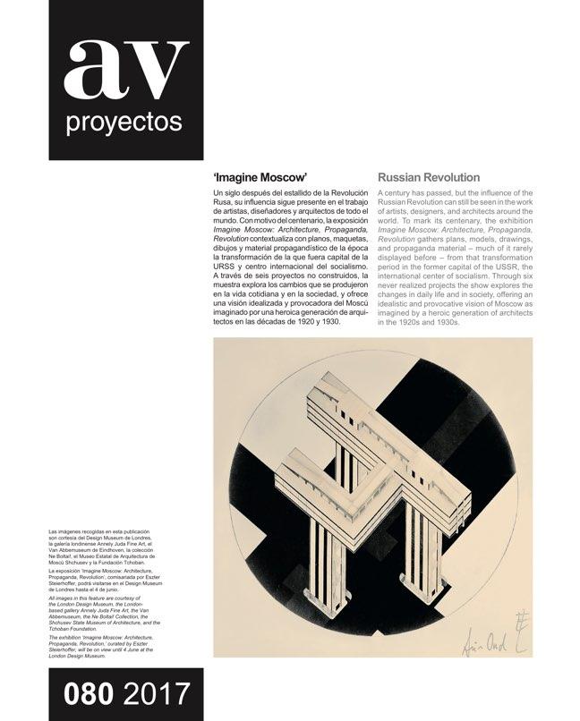 AV Proyectos 80 Andrés Jaque - Preview 13