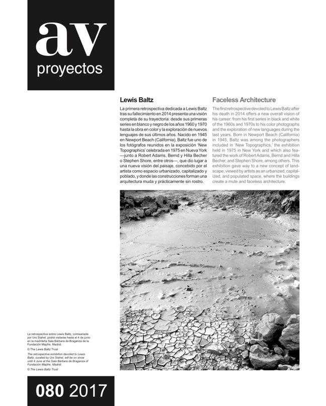 AV Proyectos 80 Andrés Jaque - Preview 14