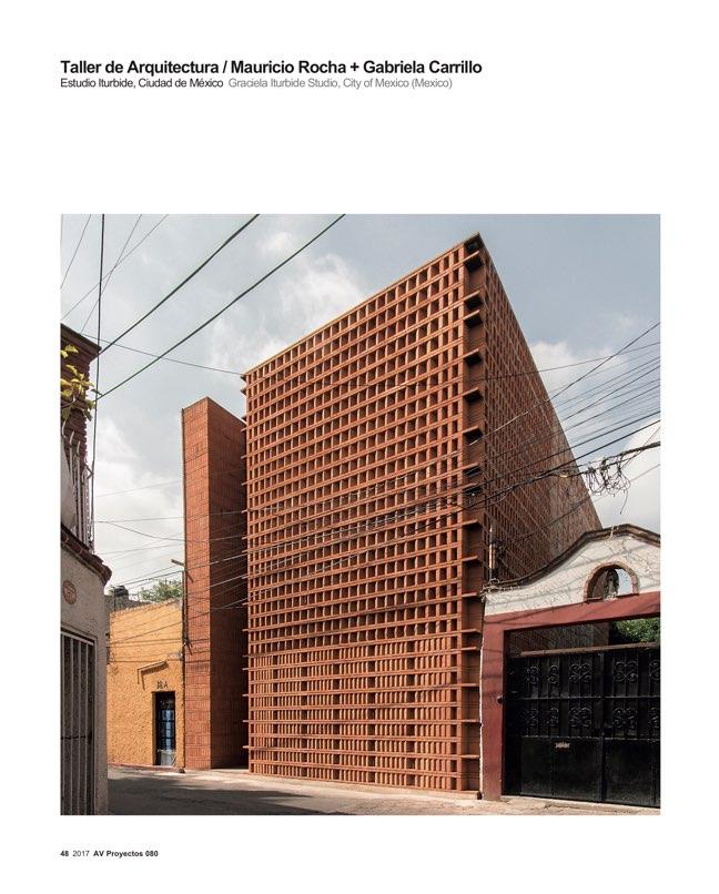 AV Proyectos 80 Andrés Jaque - Preview 9