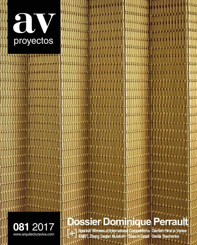 AV Proyectos 81 Dominique Perrault