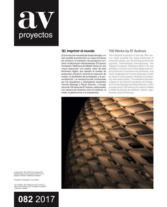 AV Proyectos 82 Dossier Snøhetta - Preview 11