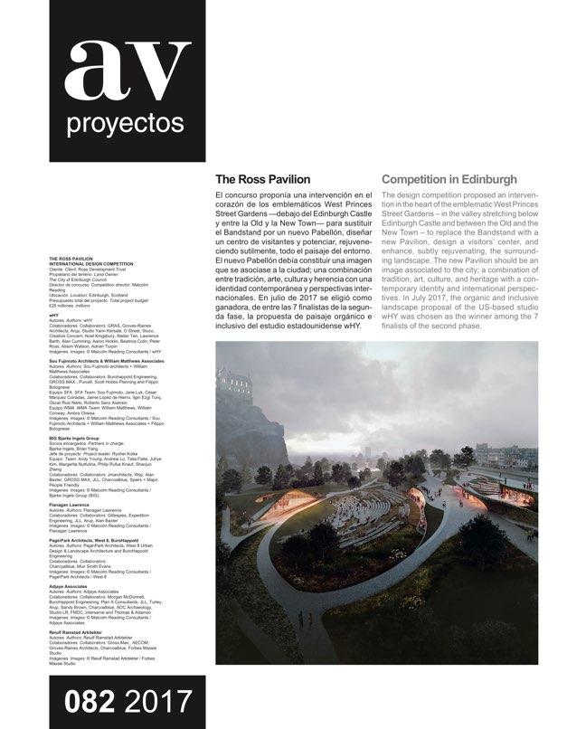 AV Proyectos 82 Dossier Snøhetta - Preview 4