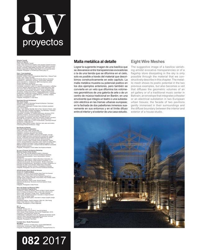 AV Proyectos 82 Dossier Snøhetta - Preview 6