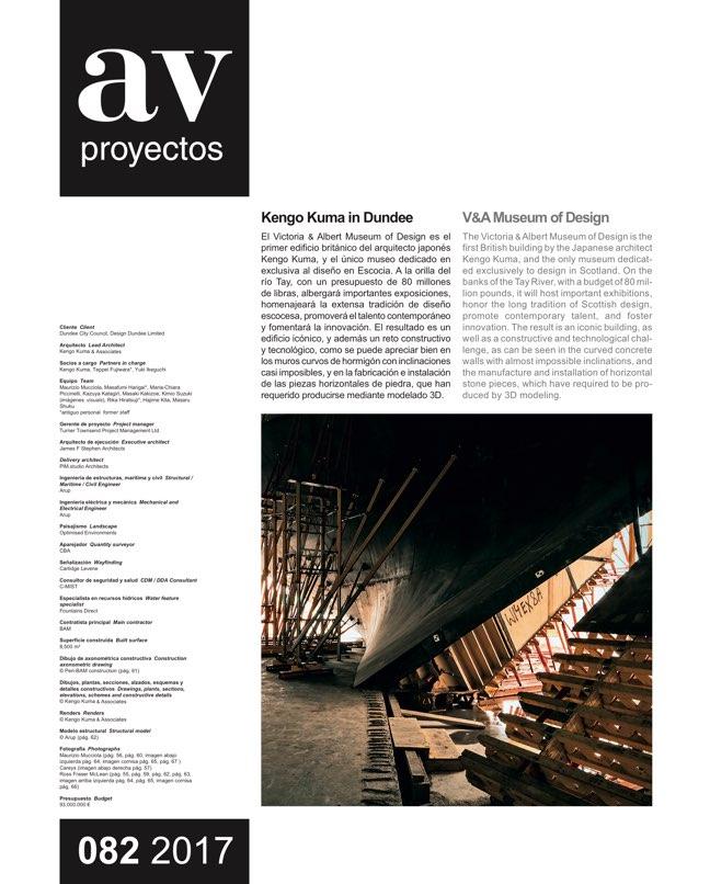 AV Proyectos 82 Dossier Snøhetta - Preview 8