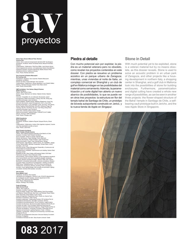 AV Proyectos 83 Dossier Souto de Moura - Preview 7