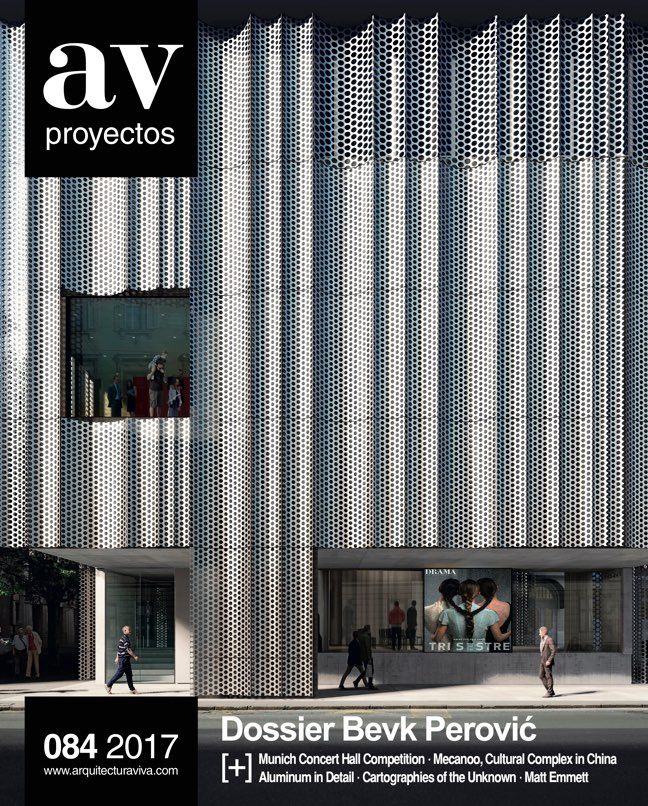 AV Proyectos 84 Bevk Perović