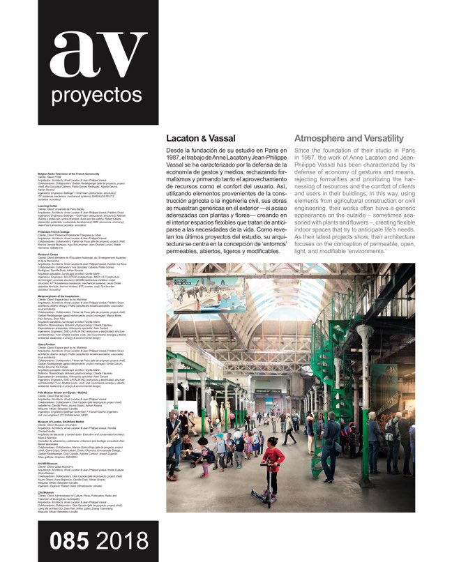AV Proyectos 85 Lacaton & Vassal - Preview 2