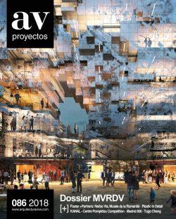AV Proyectos 86 Dossier MVRDV
