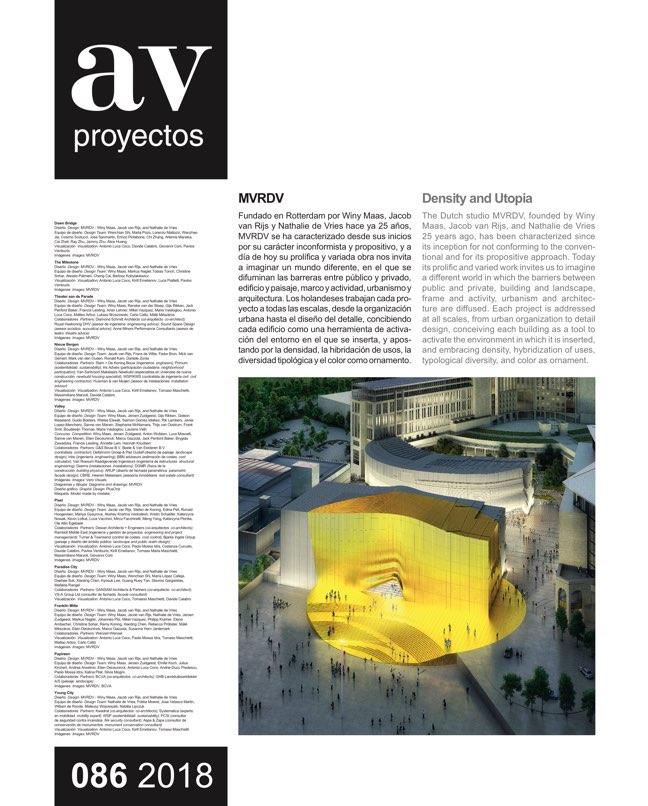 AV Proyectos 86 Dossier MVRDV - Preview 2