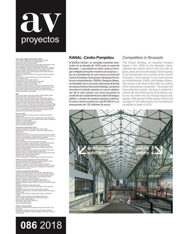 AV Proyectos 86 Dossier MVRDV - Preview 7