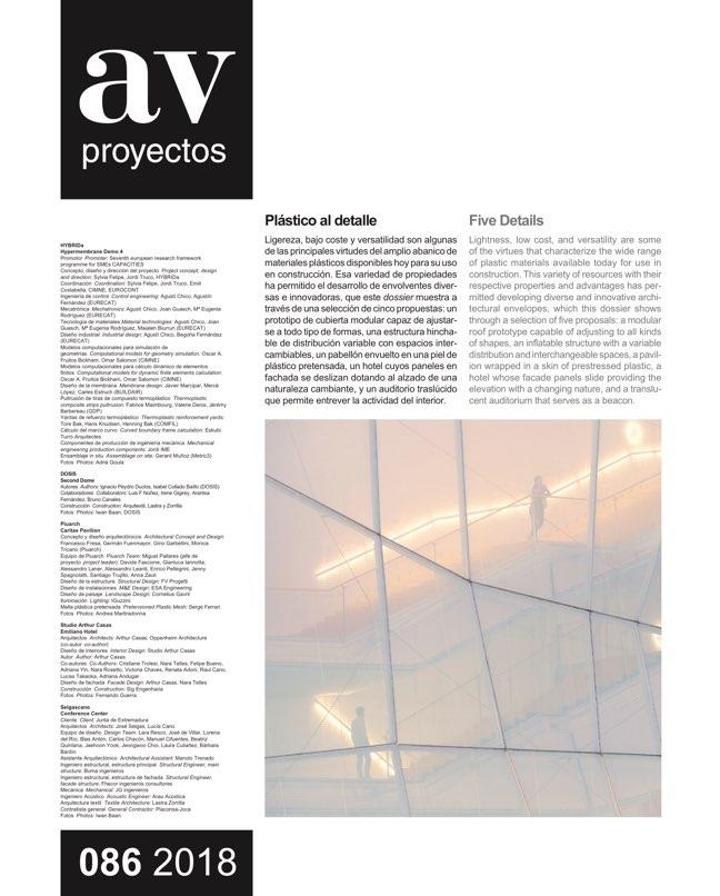 AV Proyectos 86 Dossier MVRDV - Preview 9