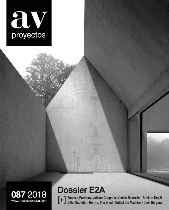 AV Proyectos 87 E2A Architects