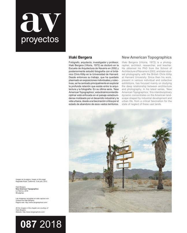 AV Proyectos 87 E2A Architects - Preview 12