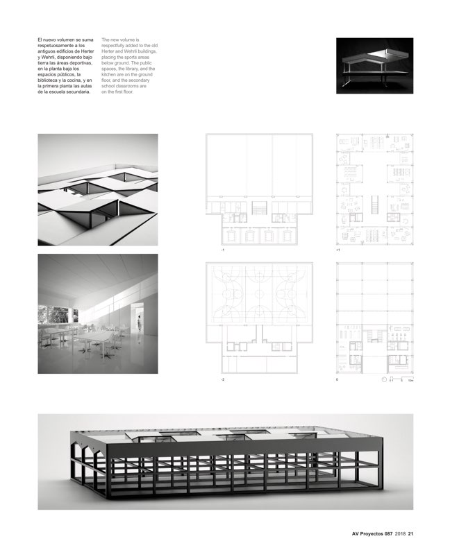 AV Proyectos 87 E2A Architects - Preview 3
