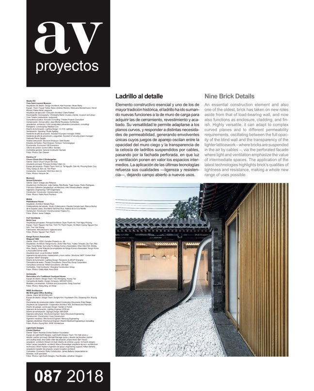 AV Proyectos 87 E2A Architects - Preview 6