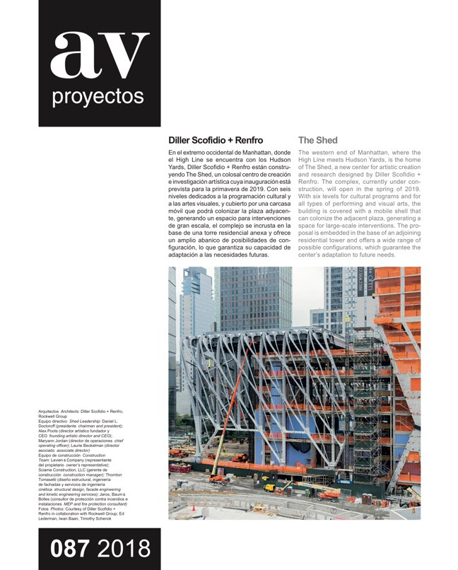 AV Proyectos 87 E2A Architects - Preview 9
