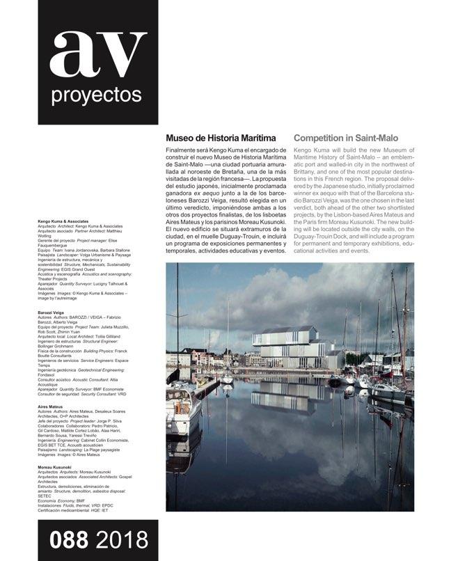 AV Proyectos 88 Vázquez Consuegra - Preview 6